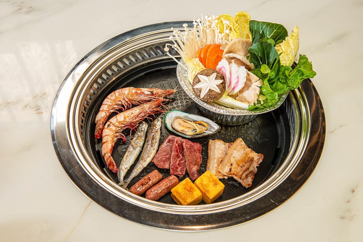 德家日式燒肉提供 2 小時無煙燒肉放題,價錢低至$208起