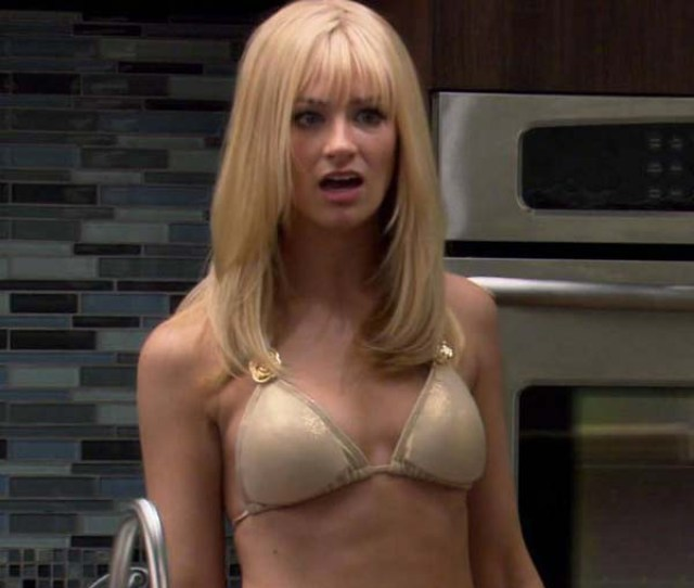 Beth Behrs Sexiest Pictures From Her Hottest Photo Shoots 34