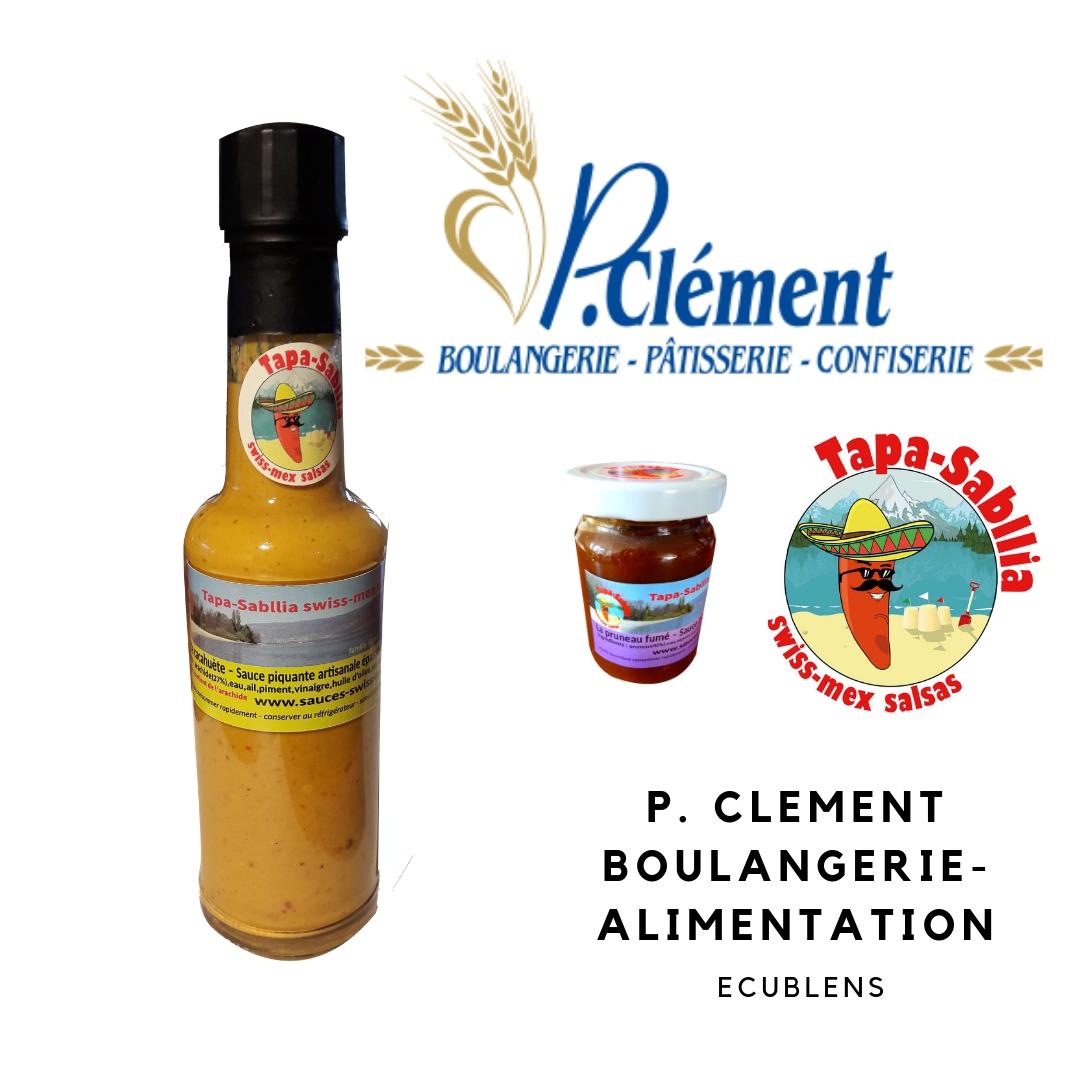 Clément-Ecublens Acheter votre sauce piquante à Daillens, Bottens, Ecublens, La Sarraz ou Cuarnens !