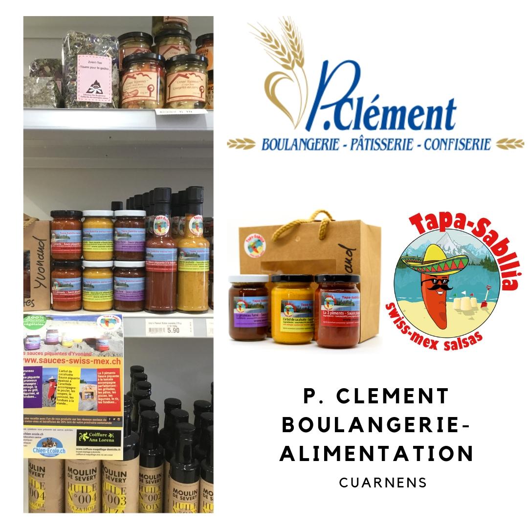 Boulangerie-Clément-Cuarnens Acheter nos sauces piquantes : les points de ventes