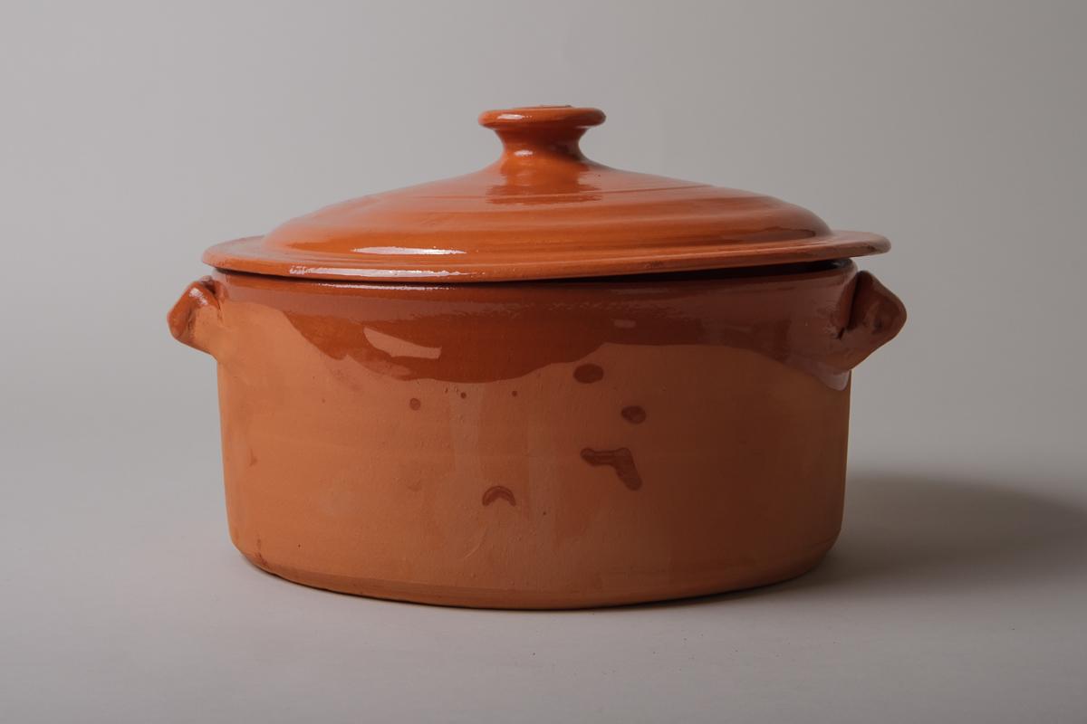 Terracotta Cooking Pot SAUDADE
