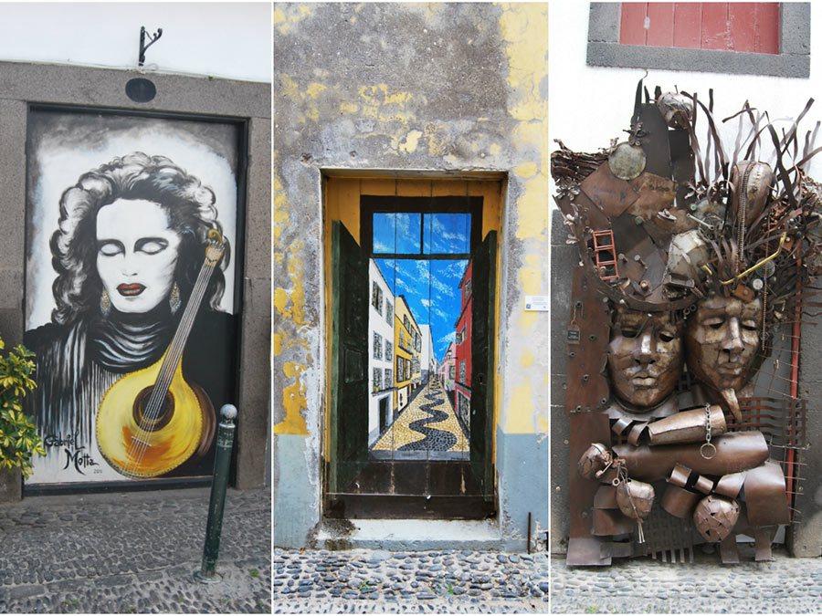 Arte Portas Abertas | Saudades de Portugal