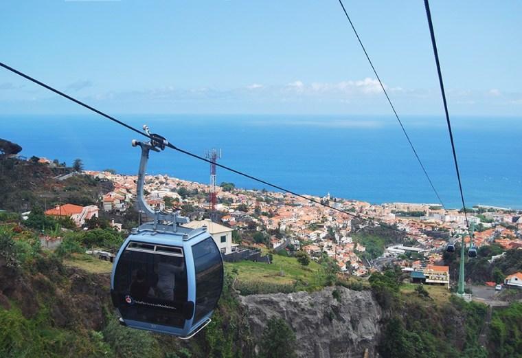 Kabelbaan Madeira
