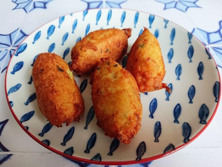 Pastéis de Bacalhau   Saudades de Portugal