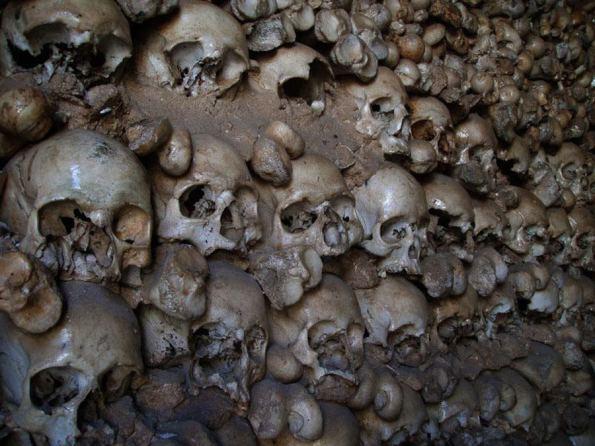 Capela dos Ossos | Saudades de Portugal