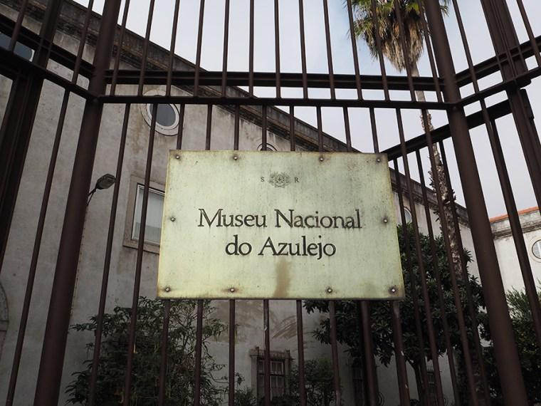 Azulejo museum