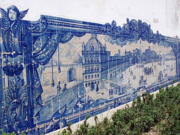 Azulejos Lissabon | Saudades de Portugal