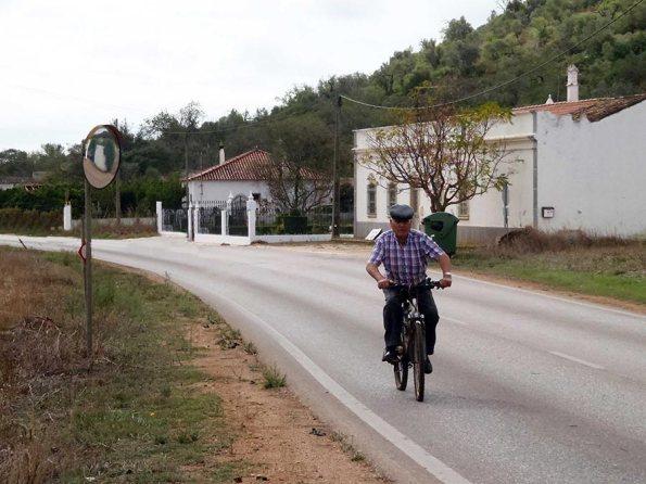 Portugal per fiets