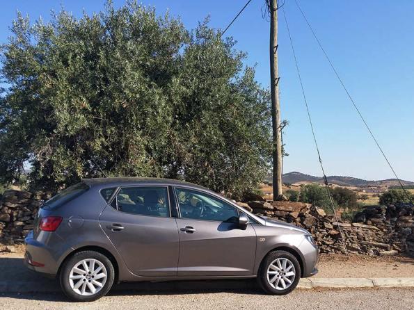 autoroutes: midden-Portugal | Saudades de Portugal