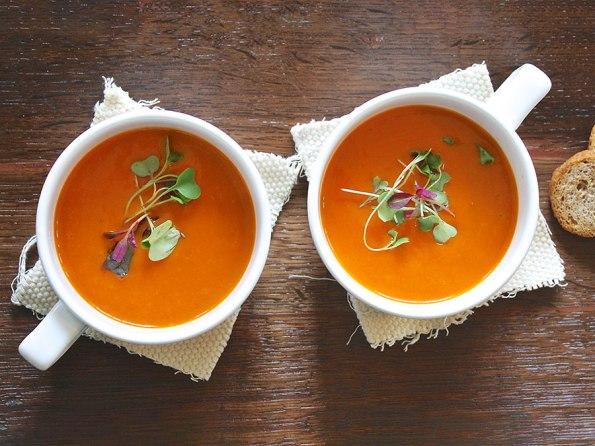 Sopa de Cenoura | Saudades de Portugal