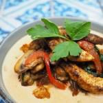 Recept: Stroganoff de Perú