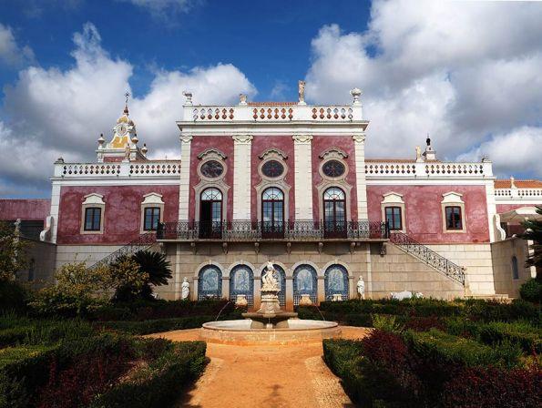 autoroutes: binnenland van de Algarve | Saudades de Portugal