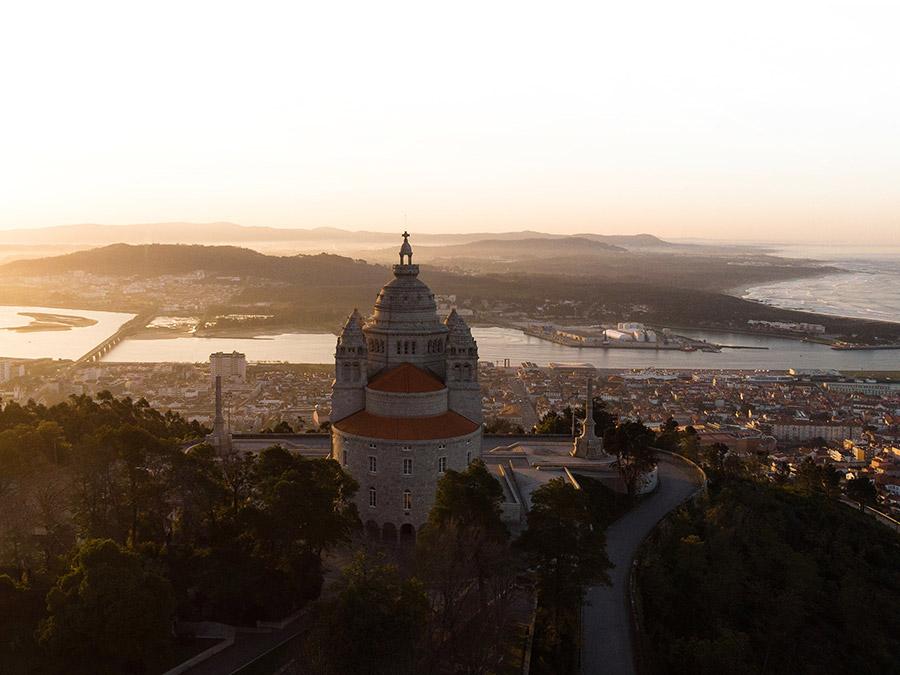 De Mooiste Portugese Kerken