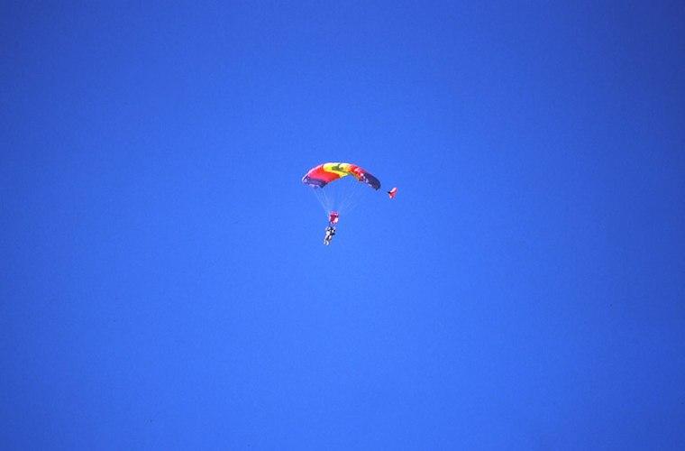 Skydiven Algarve