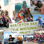 Skeleton Sea – keep the oceans clean