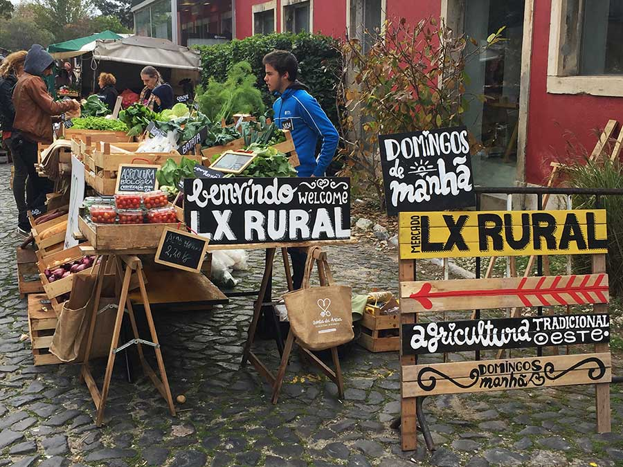 De leukste markten van Lissabon