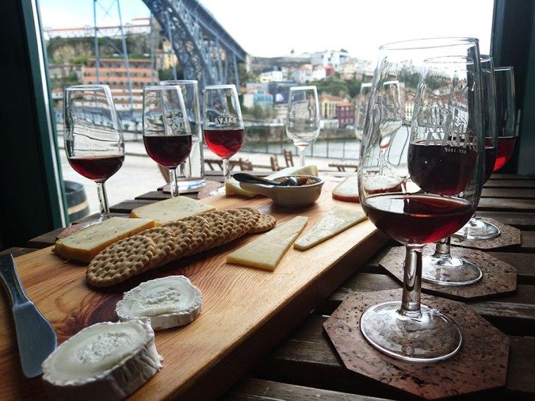 Port proeven in Porto | Saudades de Portugal
