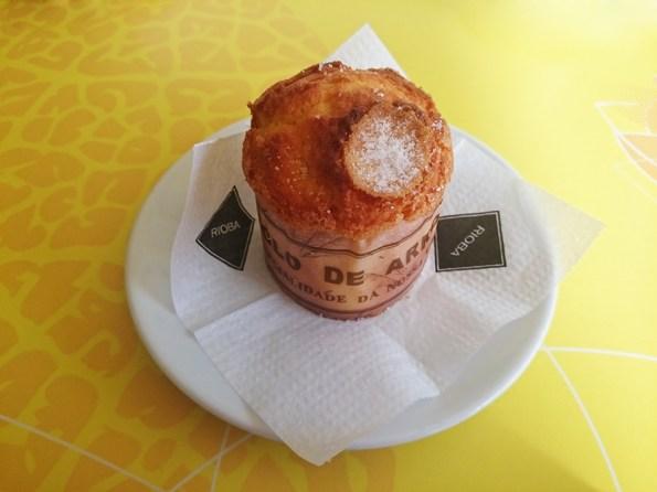 Bolo de Arroz | Saudades de Portugal