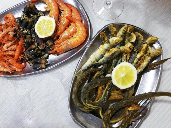Heerlijke restaurants in midden-Portugal