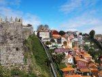 Muralhas Fernandinas | Saudades de Portugal
