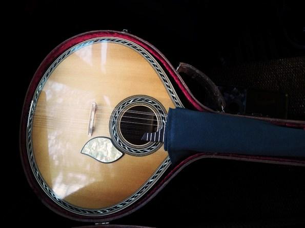 Portugese gitaar
