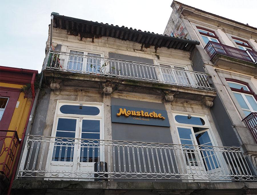 Leuke koffietentjes in Porto