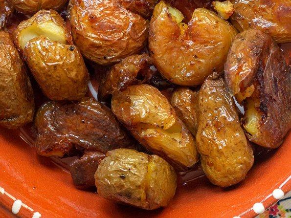 Batatas a Murro