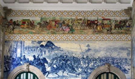 Estação de São Bento | Saudades de Portugal