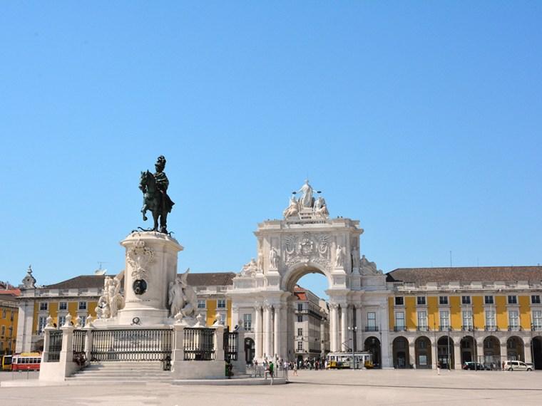 Praça de Comercio