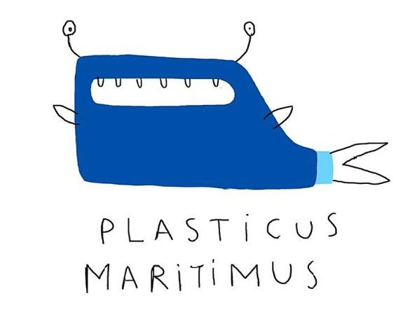Plasticus Maritimus | Saudades de Portugal