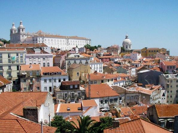 Lissabon omgeving   Saudades de Portugal