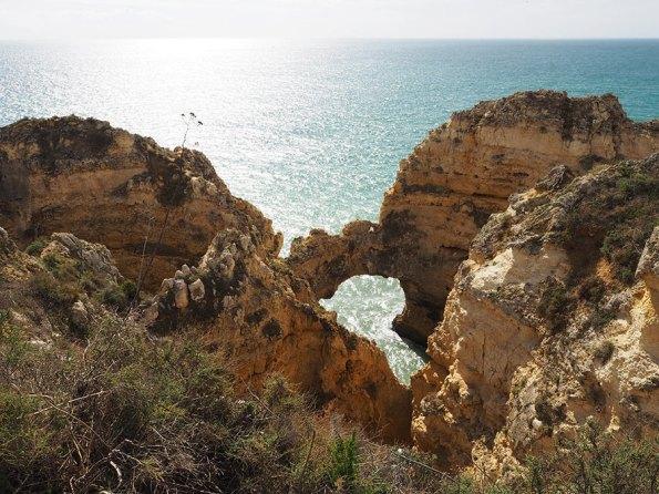 Kliffen Algarve