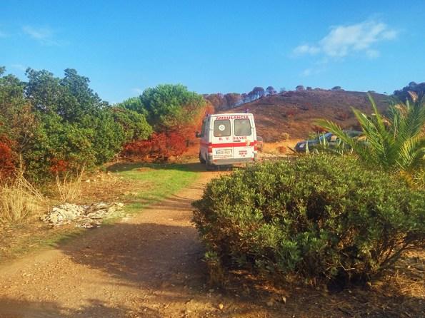 Op de berg: Ziekenhuis | Saudades de Portugal