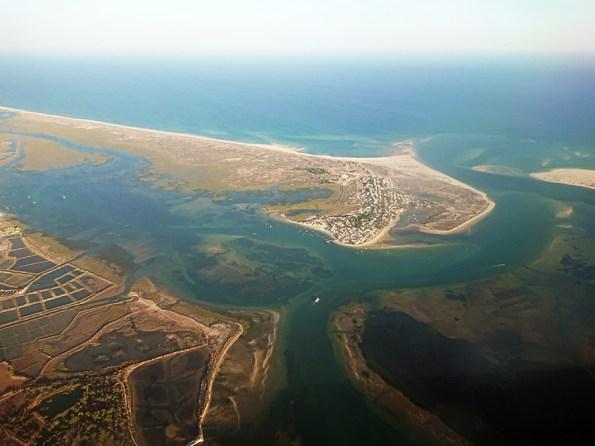 Ria Formosa - Ilha do Farol | Saudades de Portugal