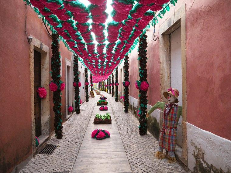 Ruas Populares Ornamentadas 2019 | Saudades de Portugal