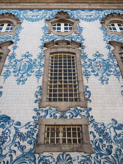 Blauwe Tegelkerken Porto