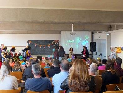 Op de Berg: Sinterklaas | Saudades de Portugal