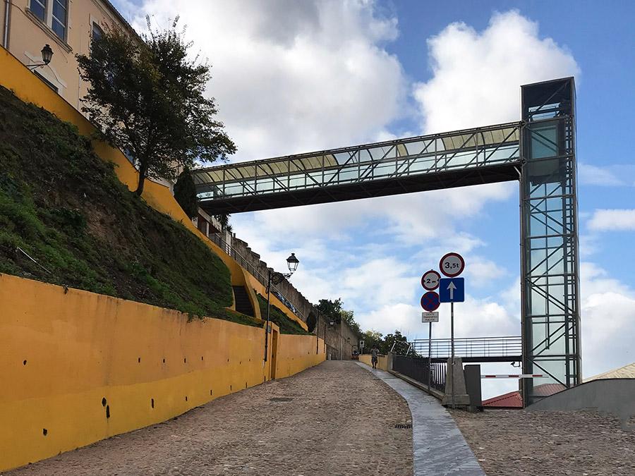Escadas de Coimbra