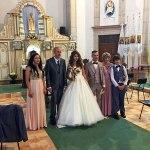 Jearina in Lissabon: Bruiloft