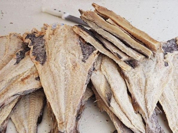 Recept: Soufflé de Bacalhau