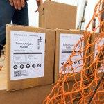 Passeite: Portugese Producten per Zeilboot