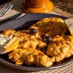 Recept: Pataniscas de Enchidos de Porco Preto