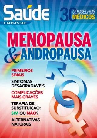 Capa Menopausa e Andropausa