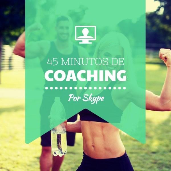 45 Minutos de Coaching por Skype