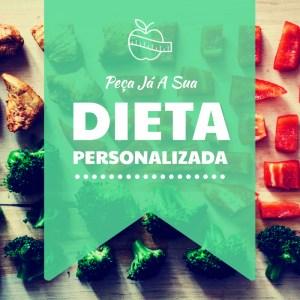 A Sua Dieta Personalizada