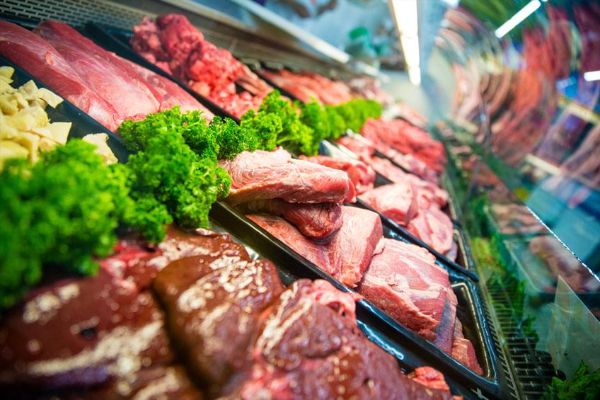 Carne Vermelha Rica em Proteinas
