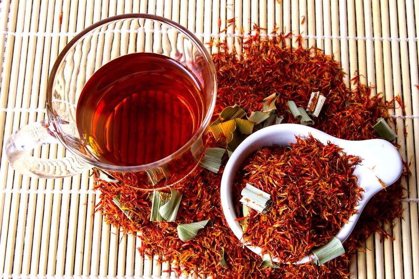 Chá de Cártamo