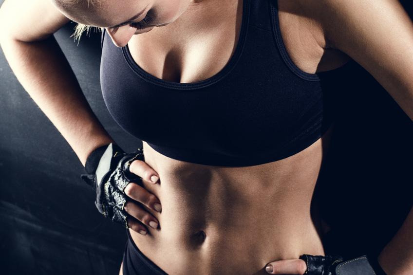 Como perder barriga fazendo dieta