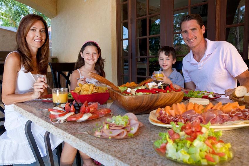 Dieta Saudável e Rica em Proteinas