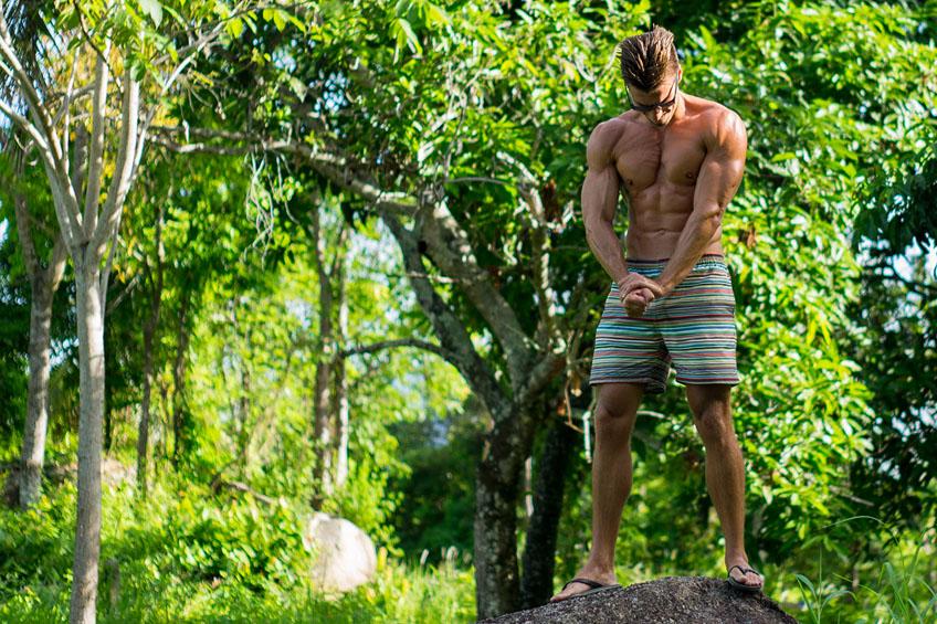 Ganhar 9 Kg de Músculo e Definir o Abdômen